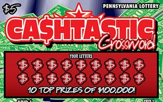 CASHTASTIC CROSSWORD (PA)- How to play (game rules) - Example of winning - Video