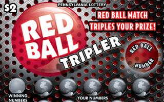 RED BALL TRIPLER (PA)- How to play (game rules) - Example of winning - Video