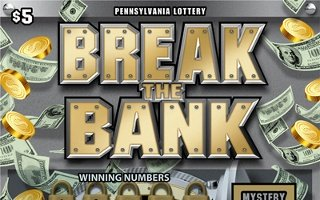 BREAK THE BANK - How to play (game rules) - Example of winning - Video