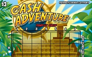 CASH ADVENTURE - How to play (game rules) - Example of winning - Video