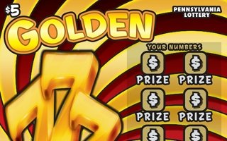 GOLDEN 777 - How to play (game rules) - Example of winning - Video