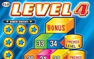 LEVEL 4 - Come giocare (regole del gioco) - Esempio di vincita - Video