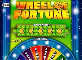 wheel of fortune GRATTA E VINCI